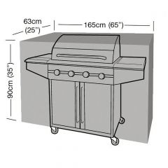 Extra Large Classic BBQ Cover