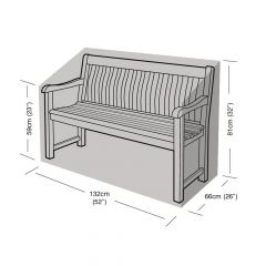 Garland 2 Seater Bench Cover