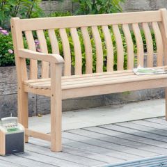 Alexander Rose Roble St. George Bench 5ft