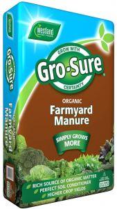 Westland 50L Gro Sure Farmyard Manure