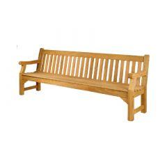 Alexander Rose Roble Park Bench 8ft