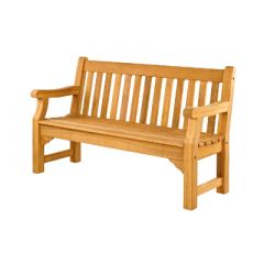 Alexander Rose Roble Park Bench 5ft