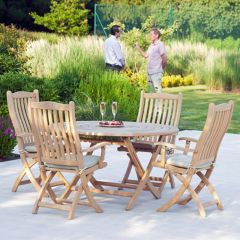 Alexander Rose Roble Bengal Table