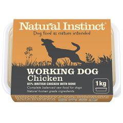 Working Dog Chicken 1Kg