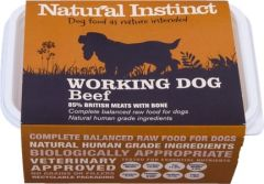 Working Dog Beef & Chicken 1kg Pack