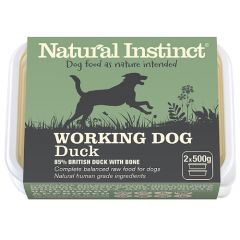 Working Dog Duck Twin 500g Pack