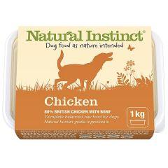 Natural Instinct Chicken 1kg Pack