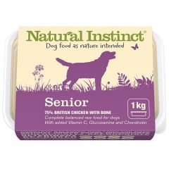 Natural Senior 1kg Pack