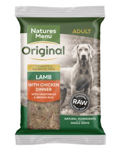 Natures Menu Lamb Dinner 300g