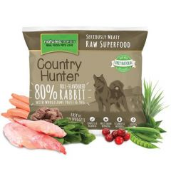 Rabbit & Cranberry Nuggets Country Hunter 1kg