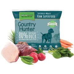 Natures Menu Duck & Plum Nuggets Country Hunter 1kg