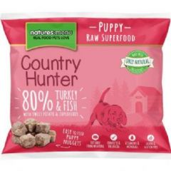 Natures Menu Puppy Nuggets Country Hunter 1kg