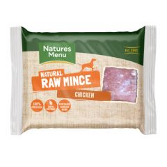Natures Menu Chicken Mince 400g