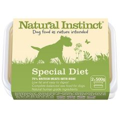 Natural Instinct Special Diet Twin 500g Pack