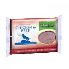 Natures Menu Chicken & Beef Mince 400g