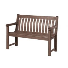 Alexander Rose Sherwood St George Bench 4ft