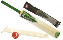 Size 5 Cricket Set in Mesh Carry Bag