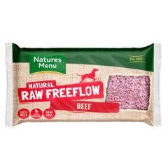 Natures Menu Free Flow Mince Beef 2kg