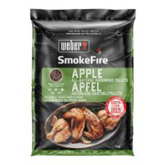 Weber Apple All Natural Hardwood Pellets