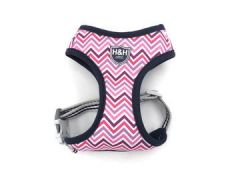 Hugo & Hudson Chevron Harness S
