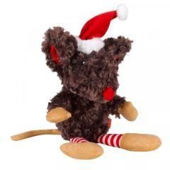 Nip It Catnip Santa Rat