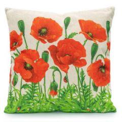 Poppy Field Scatter Cushion