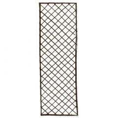 Robert Charles Framed Willow Trellis Panel 1.8m x 0.6m