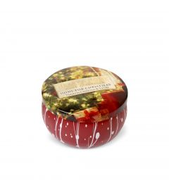 Home for Christmas Scented Tin Candle