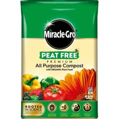 Miracle Gro All Purpose Peat Free 40L