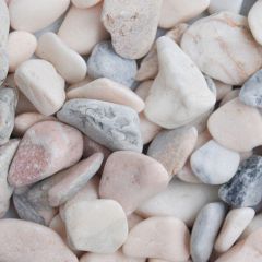 Meadow View Flamingo Pebbles 20 50mm
