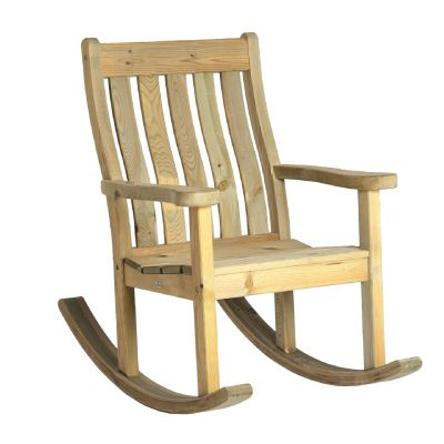 Alexander Rose Pine Farmers Rocking Chair