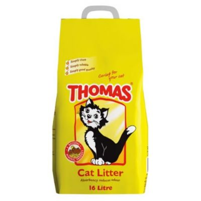 Thomas Cat Litter Giant - 16L