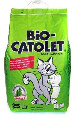 Bio Catolet Cat Litter 25L
