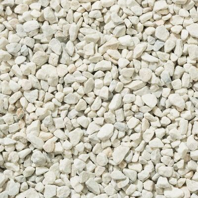 Meadow View Alpine White Chippings 3 8mm