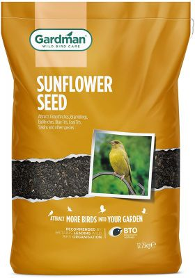 Gardman Sunflower Seed Wild Bird Feed