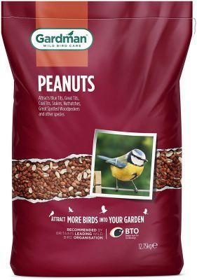 Gardman Peanut Wild Bird Feed 12.75kg