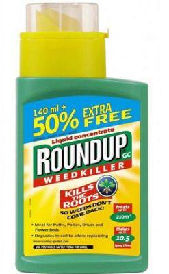 Roundup Optima+ 140ml