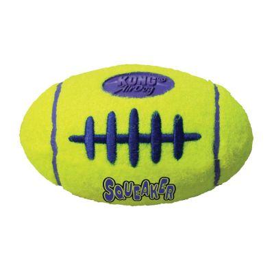 KONG Airdog Squeaker Medium Football