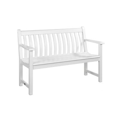 Alexander Rose New England Broadfield Bench 4ft