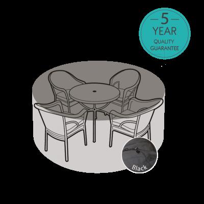 ENJOi 4-6 Seater Round Furniture Set Cover