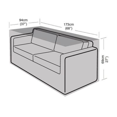 Garland 2/3 Seater Lge Sofa Cover