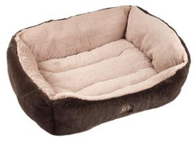 Gor Pets 56cm Sandalwood Dream Slumber Bed