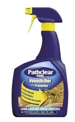 Weedol Gun! Pathclear