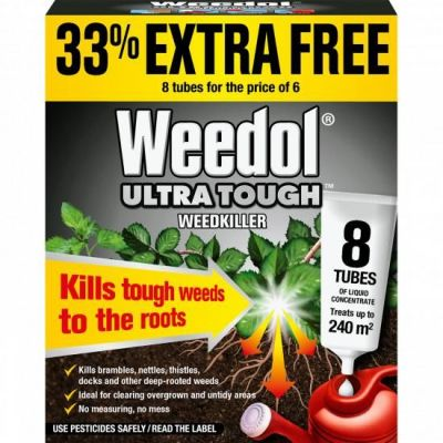 Weedol Ultra Tough Weedkiller (Liquid Concentrate)