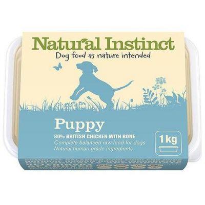 Natural Instinct Puppy 1kg Pack