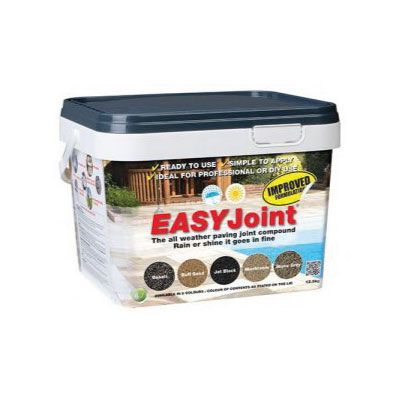 Azpects EASY Joint Paving Jointing Compound 12.5kg – Basalt