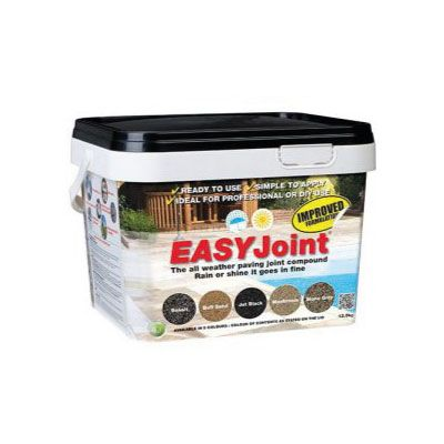 Azpects EASY Joint Paving Jointing Compound 12.5kg – Jet Black