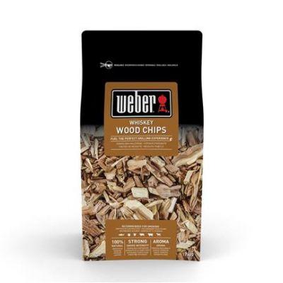 Weber Whiskey Oak Wood Chips