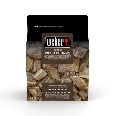 Weber Hickory Wood Chunks
