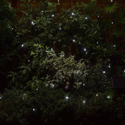 Smart Garden 50 White LED String Lights